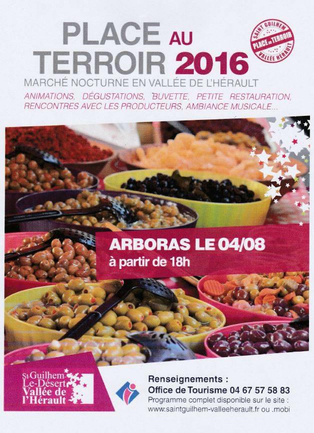 Place au terroir 2016