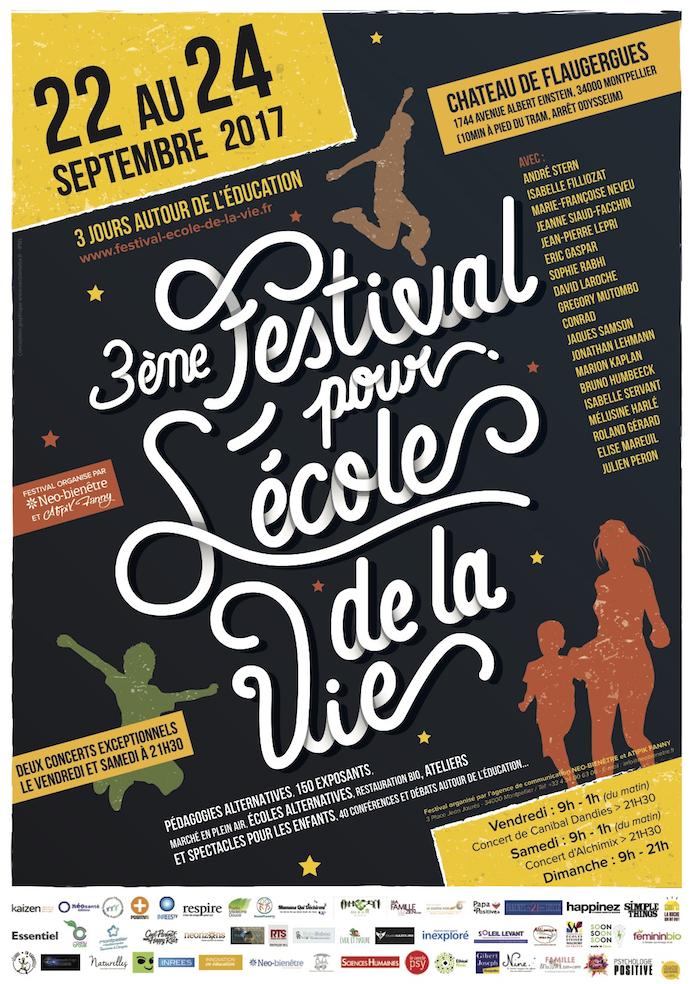 3ème Festival pour l'école de la vie