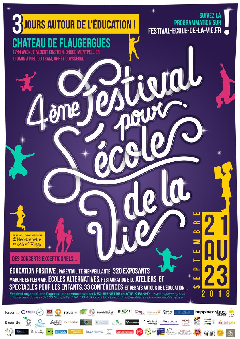 4ème Festival pour L'école de la Vie