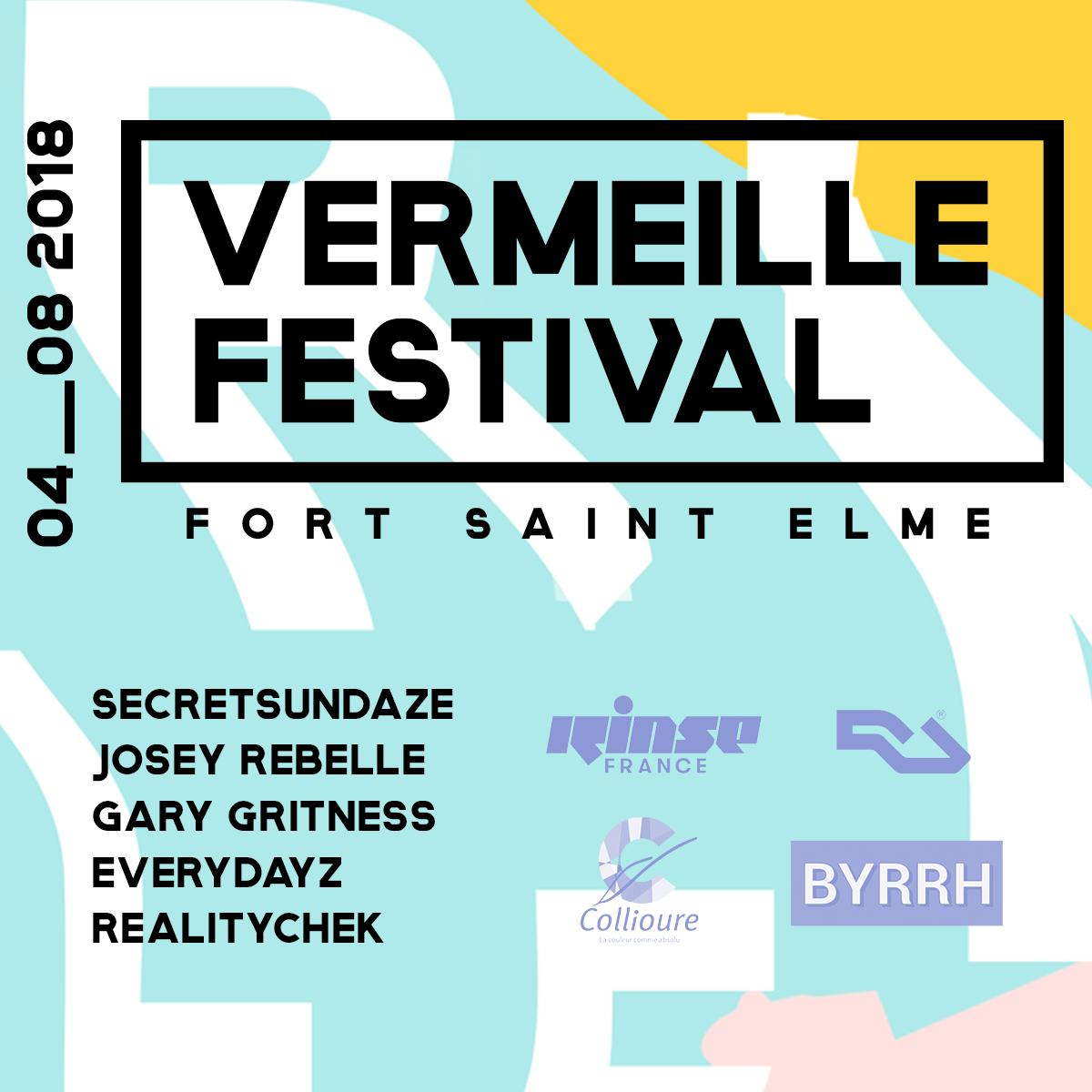 Vermeille Festival 2018